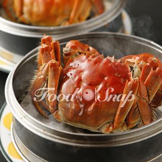 上海蟹の季節です!!のイメージ