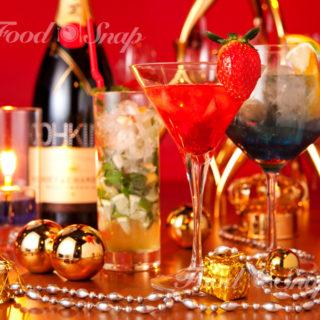 クリスマス用の撮影のイメージ