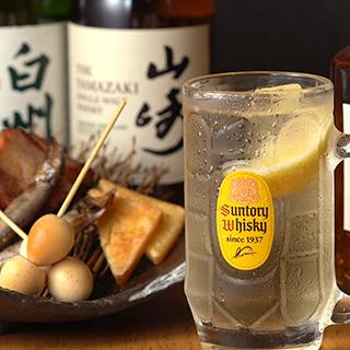 いつもと違うハイボールが飲めるお店。「味噌と燻製 居酒屋 テツジ 赤坂」のイメージ
