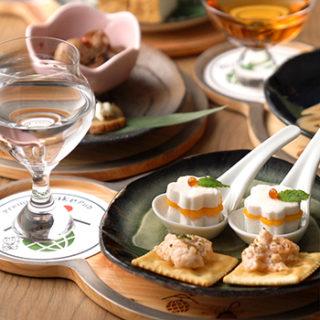 Premium Sake Pub GASHUE (Gurunavi)